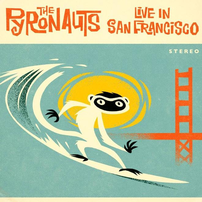 The Pyronauts Live in San Francisco