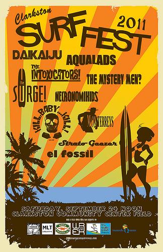 Clarkston Surf Fest 2011