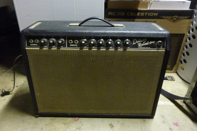 SurfGuitar101 com | Forums: '64 FENDER DELUXE REVERB--New Old Amp