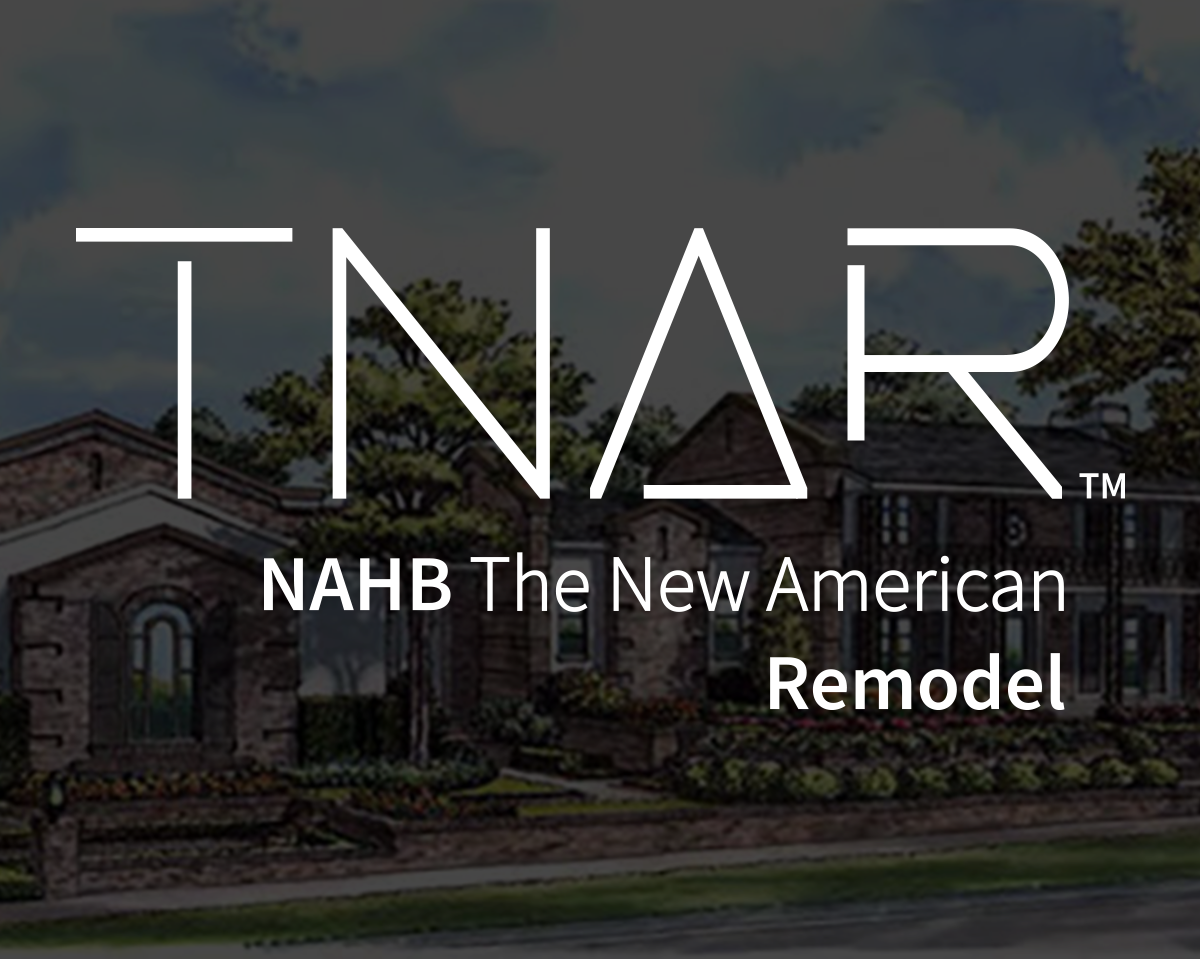 NAHB's The New American Remodel
