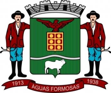 PREFEITURA MUNICIPAL DE ÁGUAS FORMOSAS