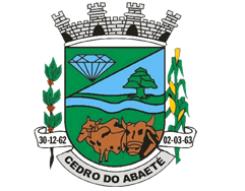PREFEITURA MUNICIPAL DE CEDRO DO ABAETÉ