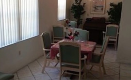 Academy Assisted Living - Dining