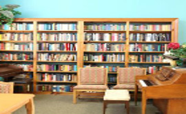 Aston Court Retirement Community - Library