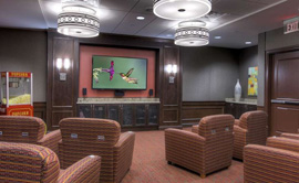 Atria Roseland - Movie Theater