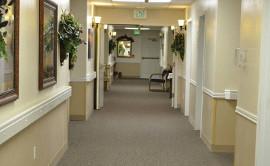 Cascade Senior Living - Hallway