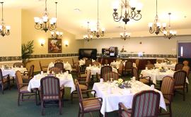 Creasy Springs Health Campus - Dining