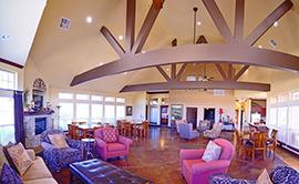 Grace Pointe - Lounge Area