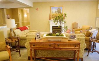 Linda Manor - Sitting Area