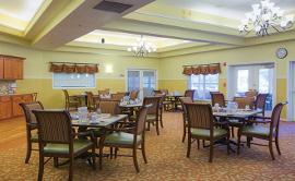 Brookdale Lutz - Dining
