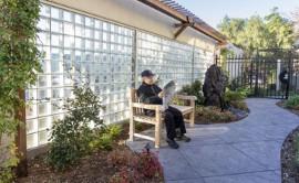 Mercy Retirement & Care Center - Patio