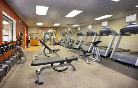 Park Terrace - Fitness Room