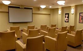 Parkside Village - Movie Theater