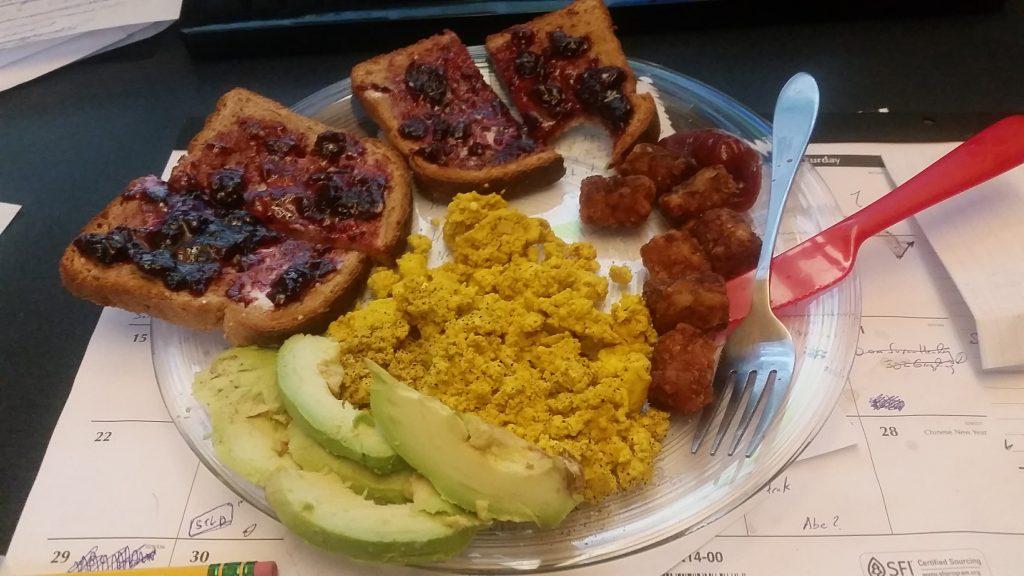traders breakfast