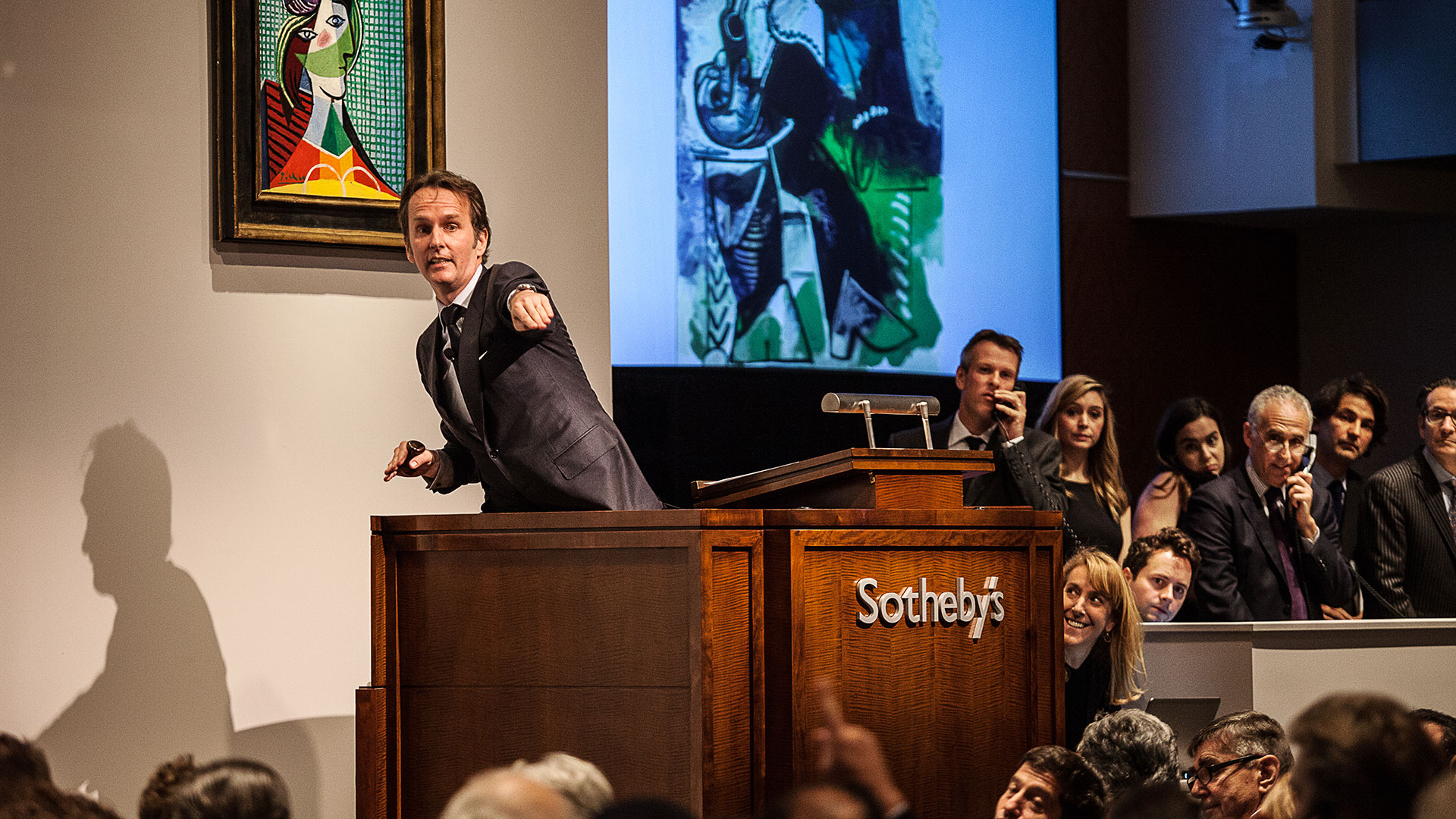 sothebys christies auction house scandal - HD1920×1080