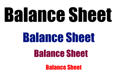 Federal Reserve Balance Sheet Reduction Ahead