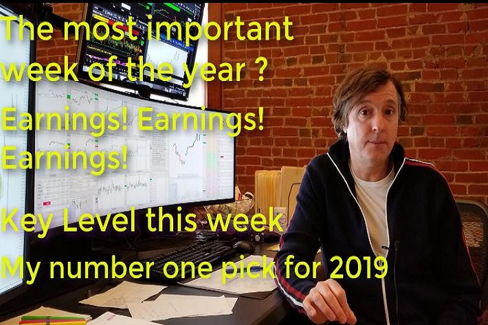 ShadowTrader Video Weekly 01.27.19 – The most important week of the year