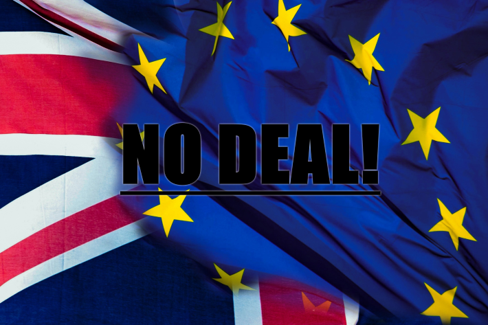 ShadowTrader FX Hour 03.12.19 – No Deal Brexit