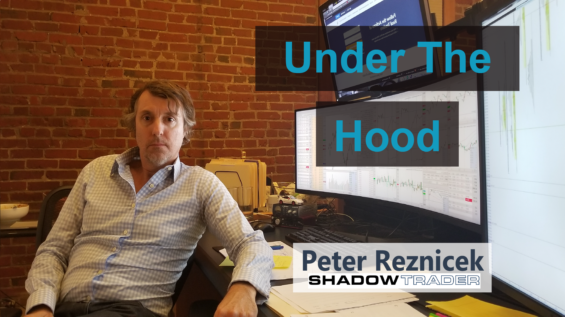 ShadowTrader Video Weekly 05.19.19 | Under the Hood