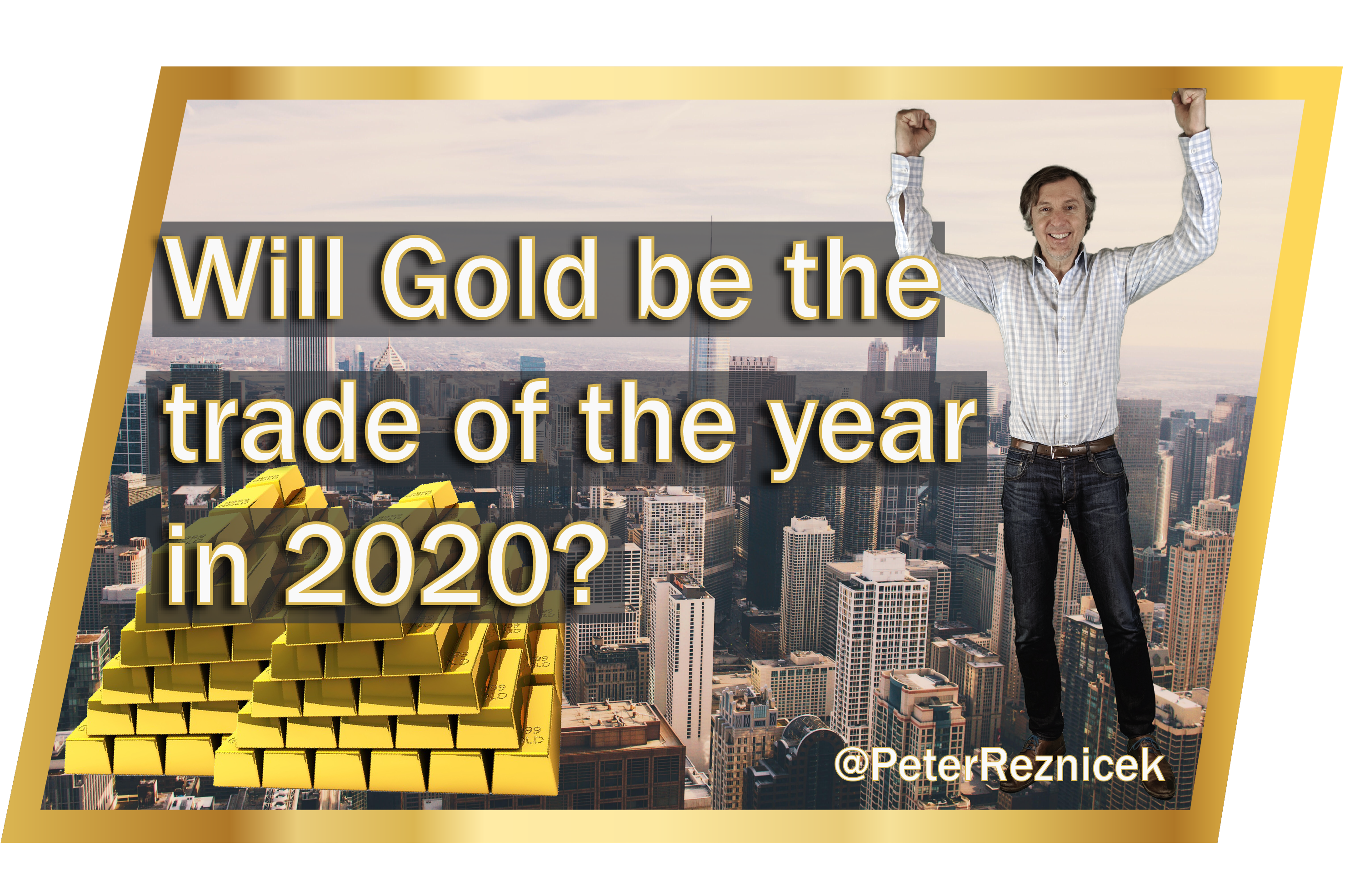 ShadowTrader Video Weekly 06.23.19 | Will Gold Be the Trade of the Year in 2020?