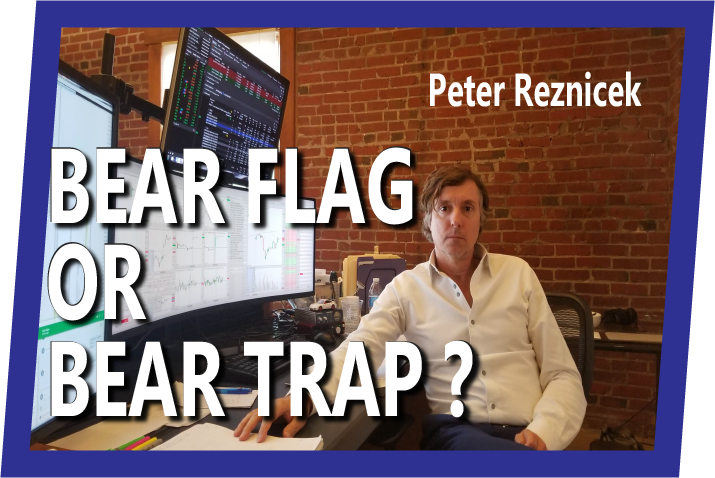 ShadowTrader Video Weekly 08.18.19 | Bear Flag or Bear Trap?