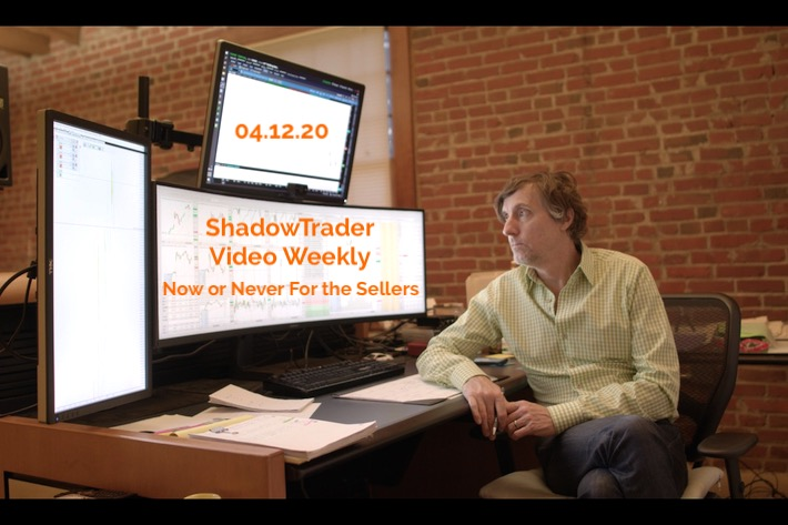 ShadowTrader Video Weekly 04.12.20 | Now or never for the sellers…