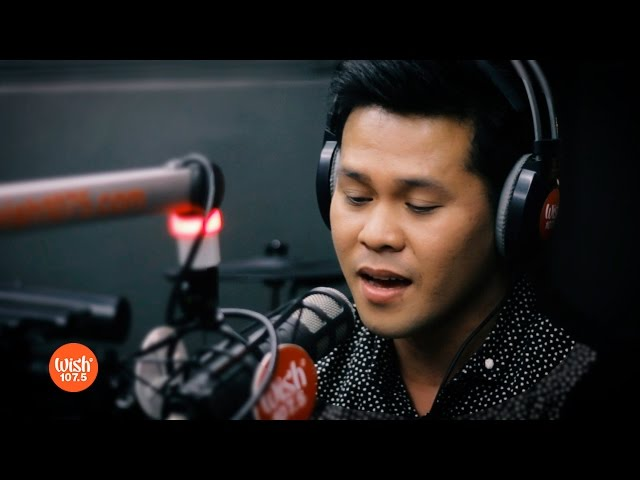 """Listen to Marcelito """"Lito"""" Pomoy singing both voices of The Prayer!"""