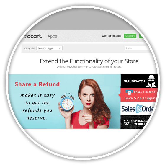 3dCart App Marketplace