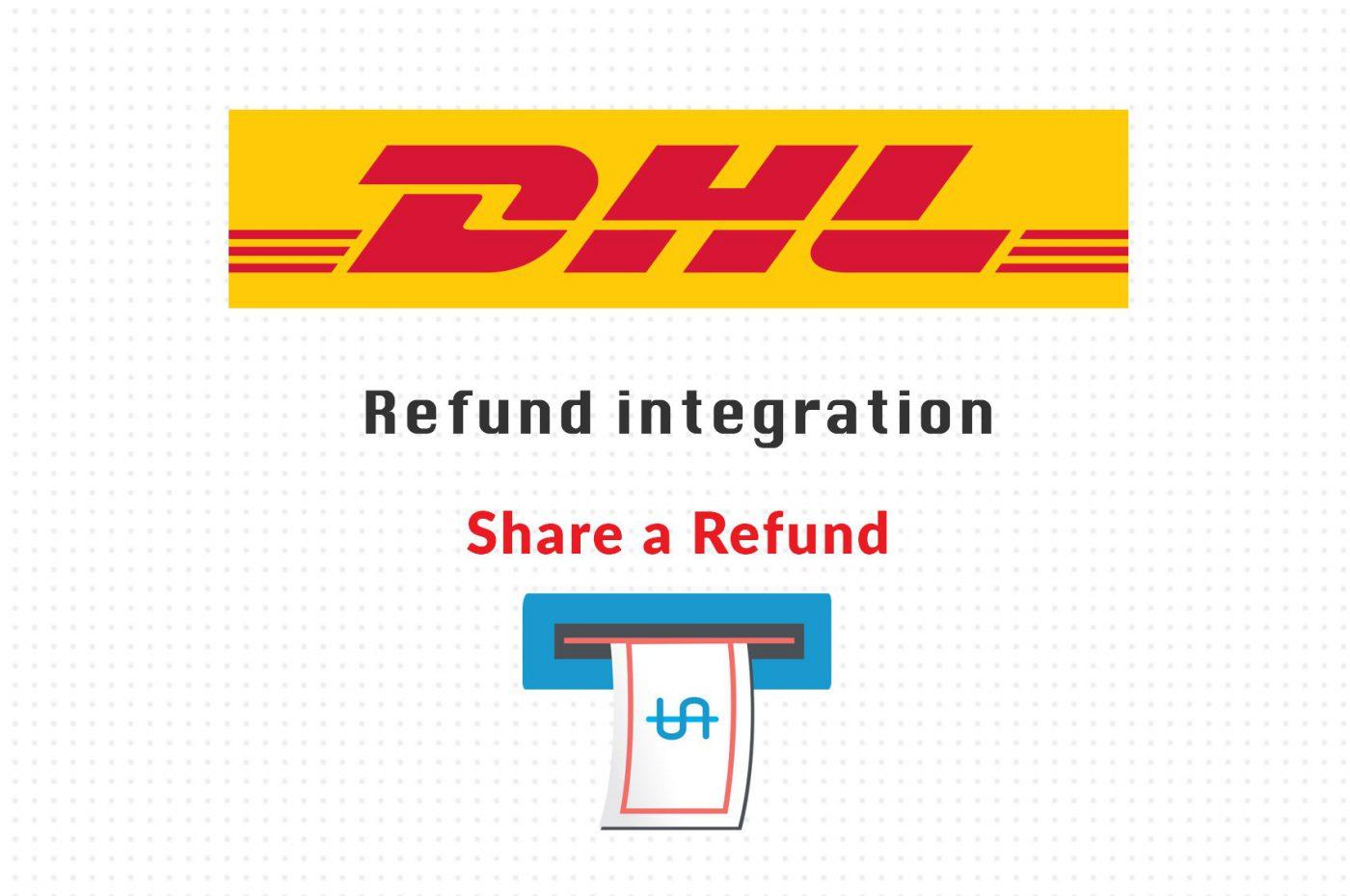 DHL Express refund integration