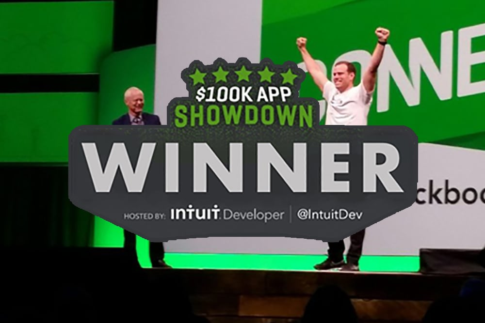 Small Business App Showdown Winner