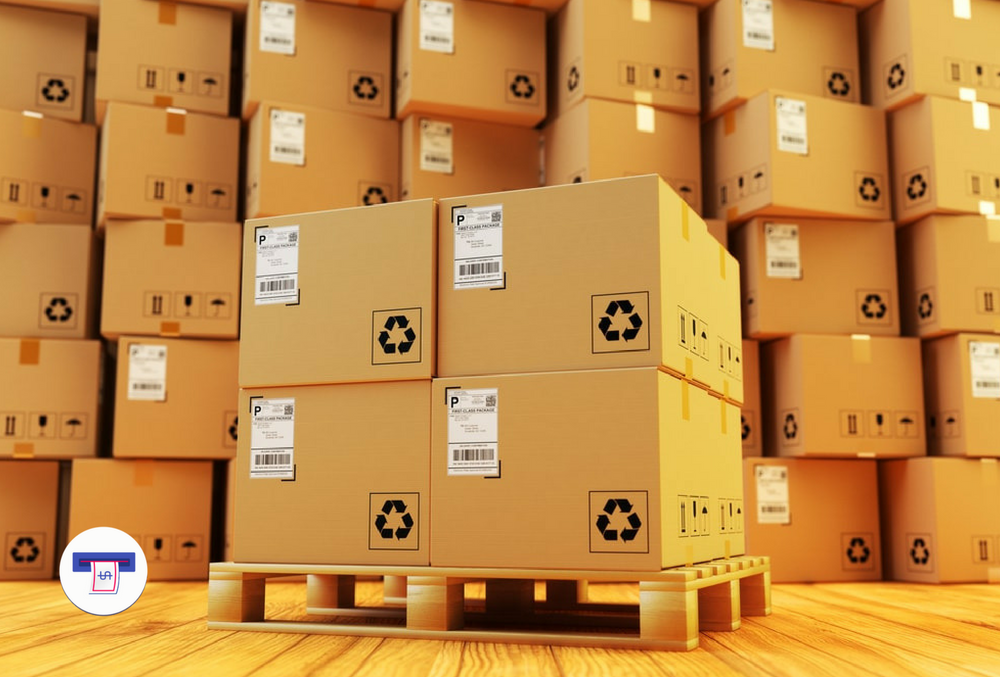 UPS Hundredweight Service (CWT) offers a discounted rate to customers who ship multiple packages to the same address on the same day. It's a great option for non-palletized, multiple-package shipments weighing between 100 and 500 pounds.