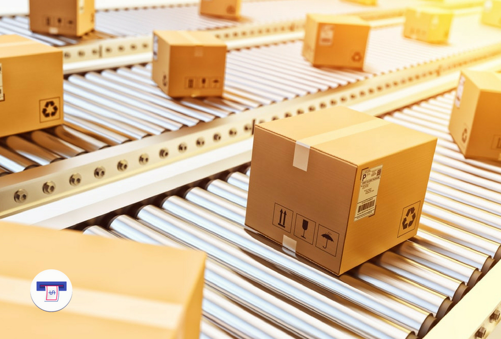 Packages are audited as they go through the UPS network to determine their audited dimensions and dimensional weight