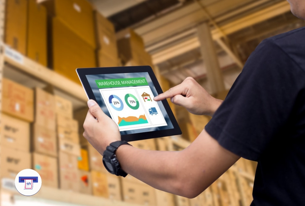 warehouse management technology to increase efficiency and reduce manual labor