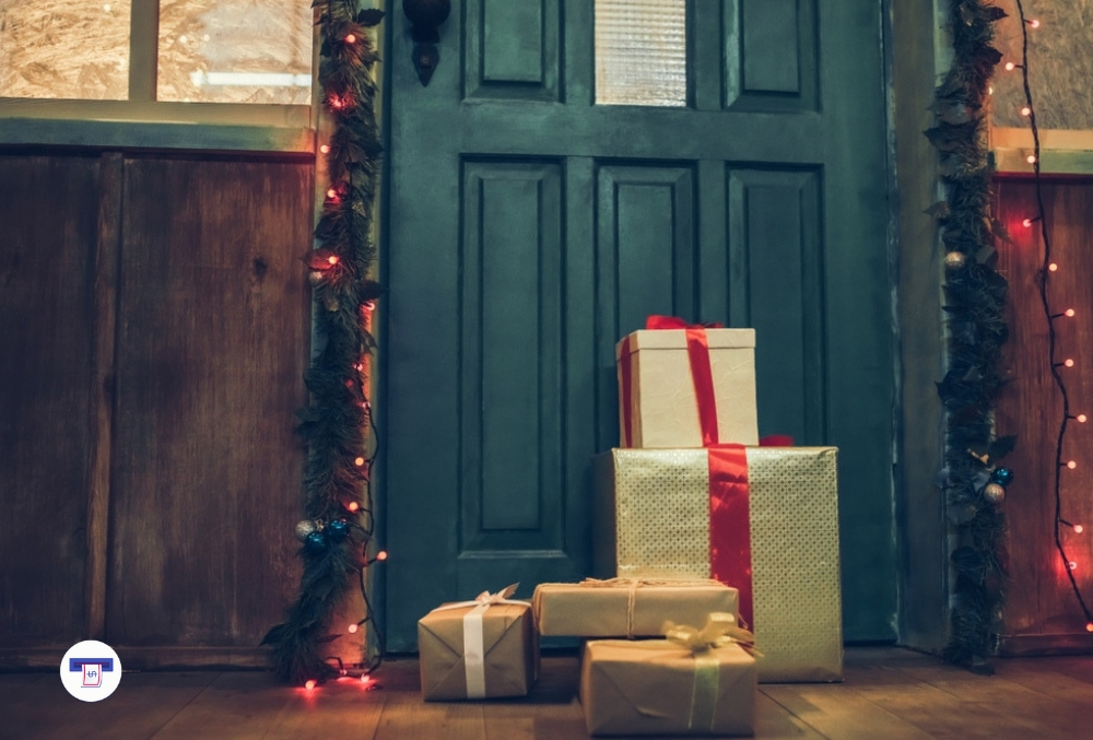 how to protect your holiday and christmas gifts from porch pirates