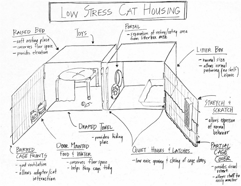 Facility Design Shelter Animal Housing And Shelter Population