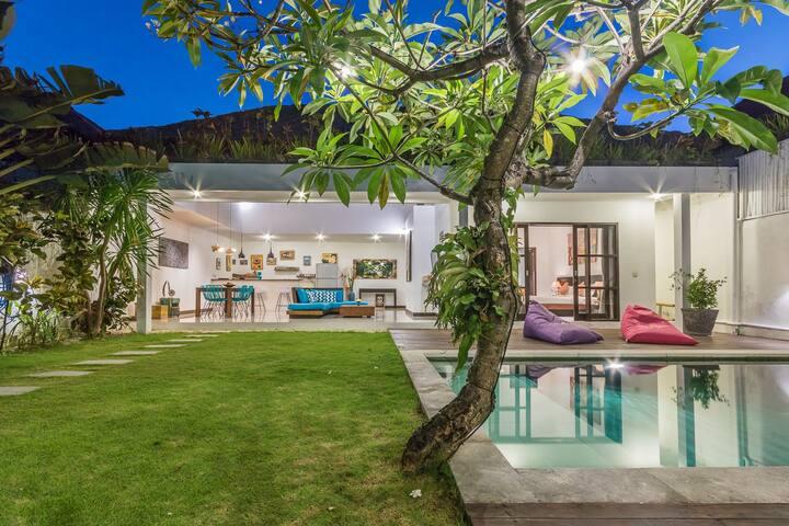 villa Batu Belig