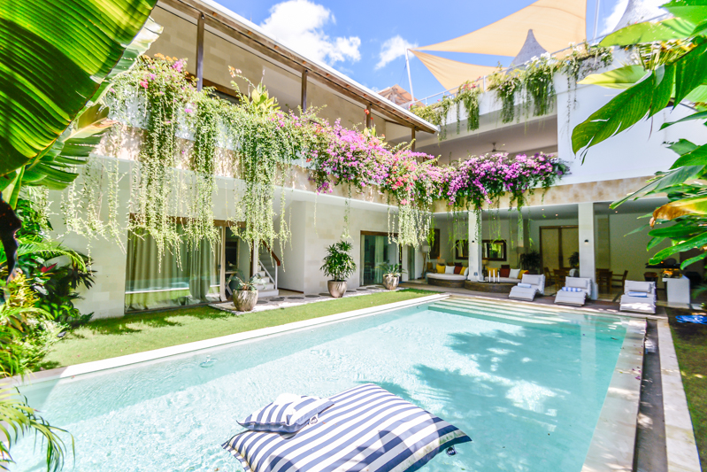 villa avec vue sur mer Jimbaran Bali