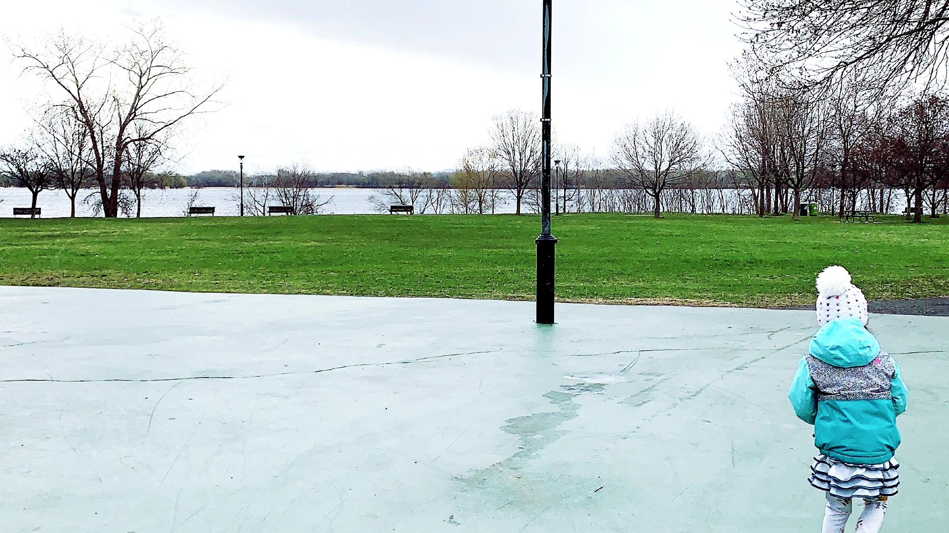 Parc de la Promenade Bellerive Tétreaultville Montréal Mercier Est