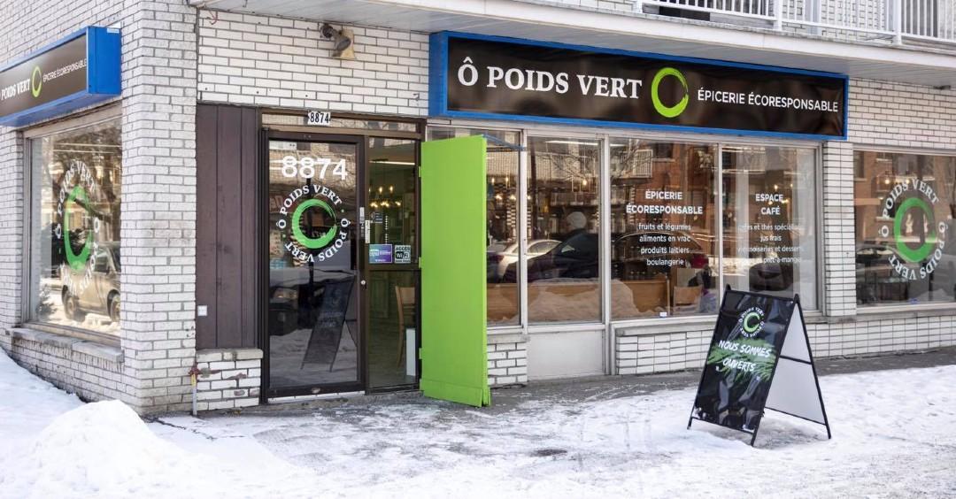 O Poids Vert Tétreaultville Montréal Mercier Est