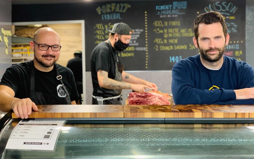 AAA Boucherie Gourmet  Tétreaultville Montréal Mercier Est