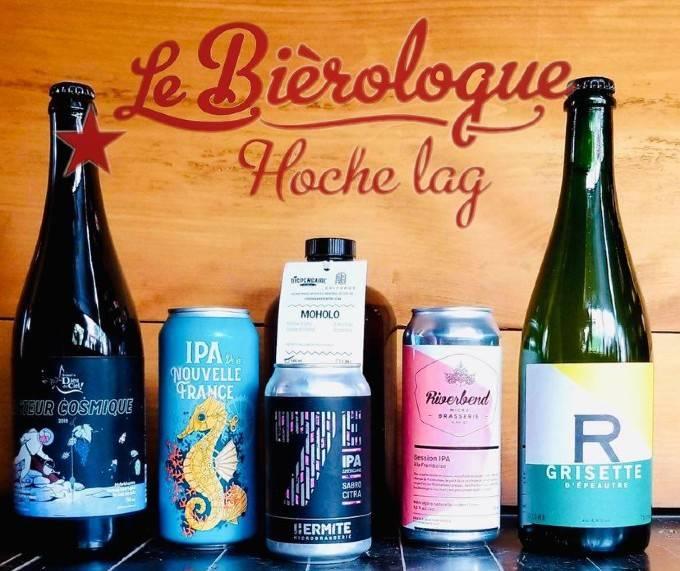 Boutique Le Bièrologue Hochelaga