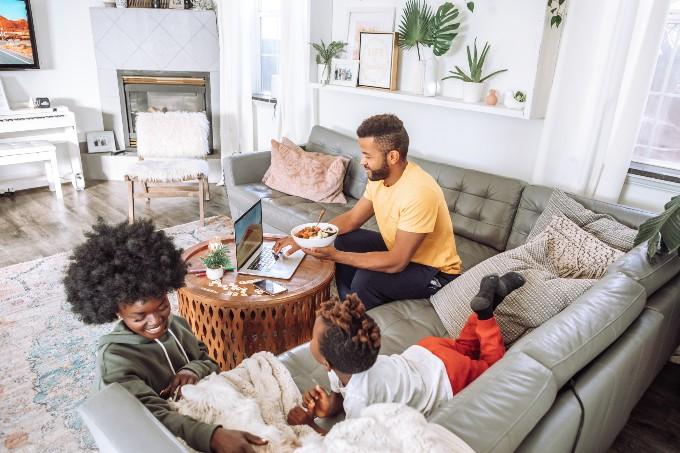 bulle familiale et les tendances design intérieur post covid-19