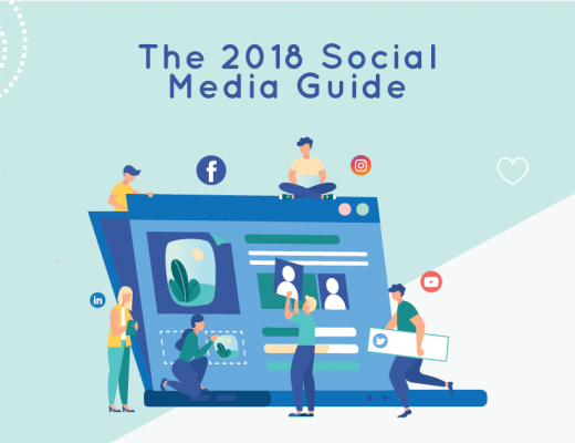 Cover - The 2018 Complete Guide for Social Media Image Sizes and more!