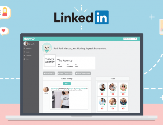 LinkedIn, the world's largest social network for working professionals is now connected to Sharelov! You can now create and publish all your LinkedIn campaigns from Sharelov.