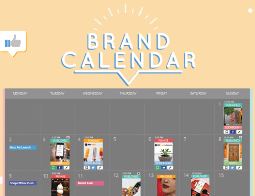 We're launching a beautiful new Brand Calendar, which pulls together all your marketing campaigns' assets into a unified collaborative planner.