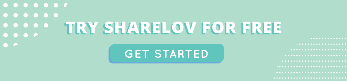 Try Sharelov, the best marketing collaboration platform, for Free