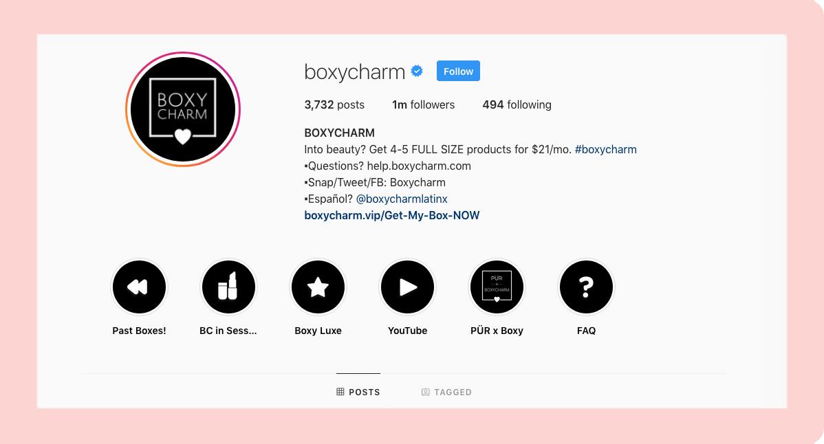 boxy_charm_instagram_profile