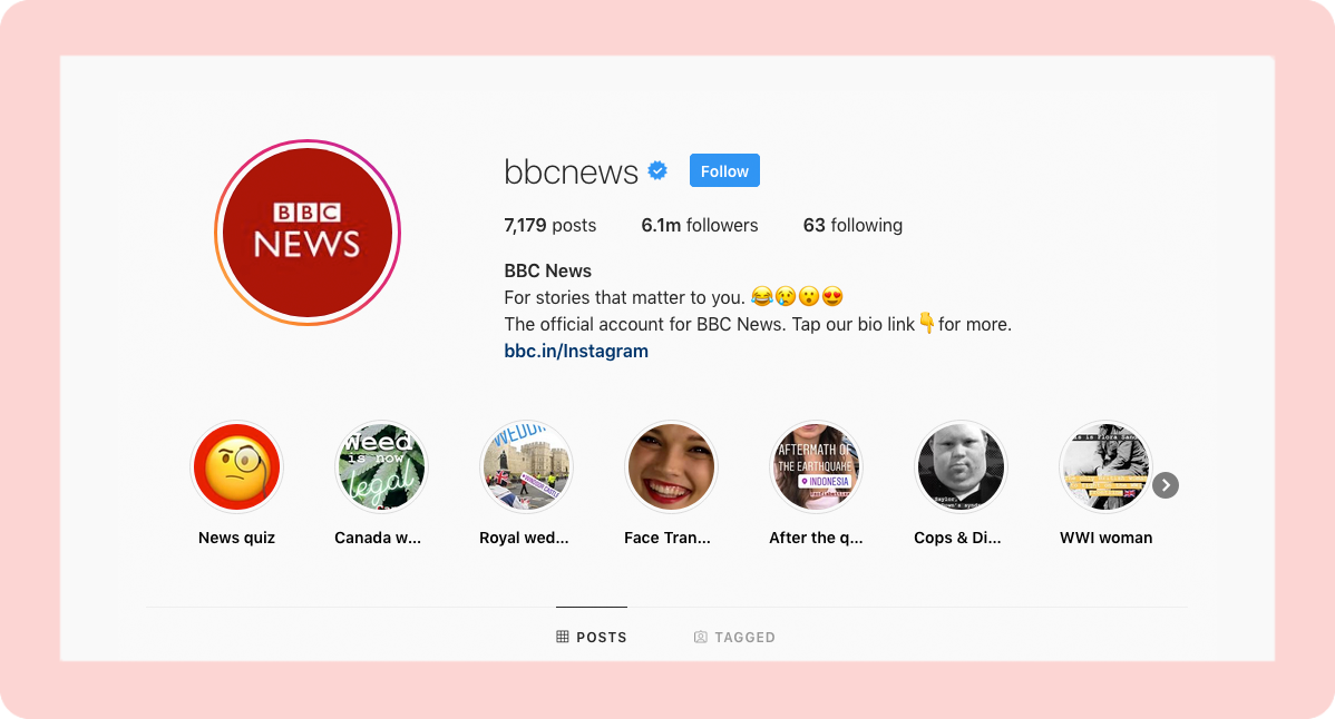 bbc_news_instagram_profile