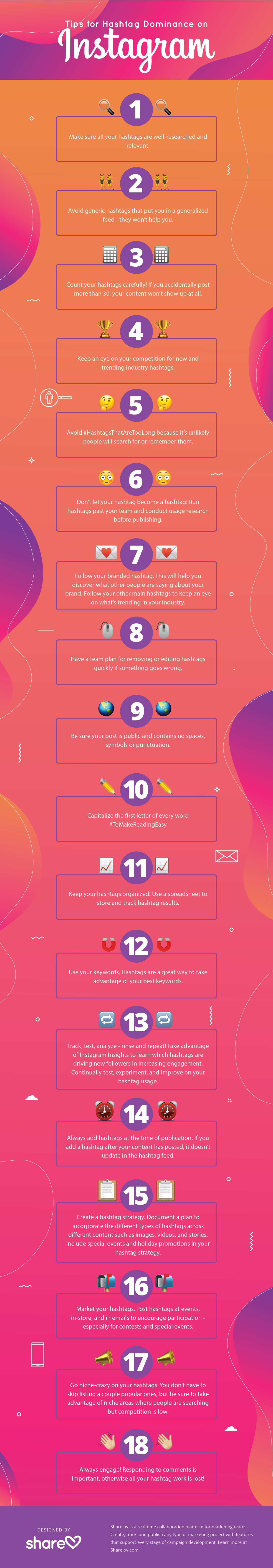 The Ultimate Guide to Instagram Hashtags 2019