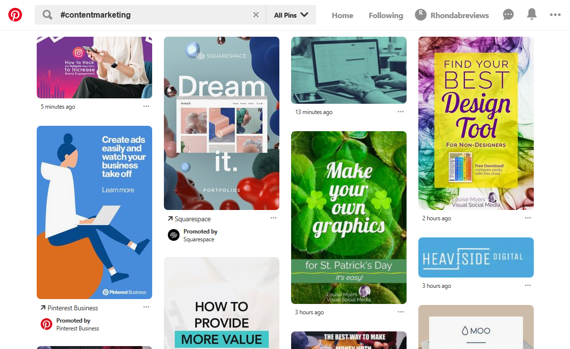 Marketer's Guide to Pinterest Hashtags in 2019